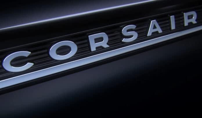 2020 Lincoln Corsair New York Auto Show