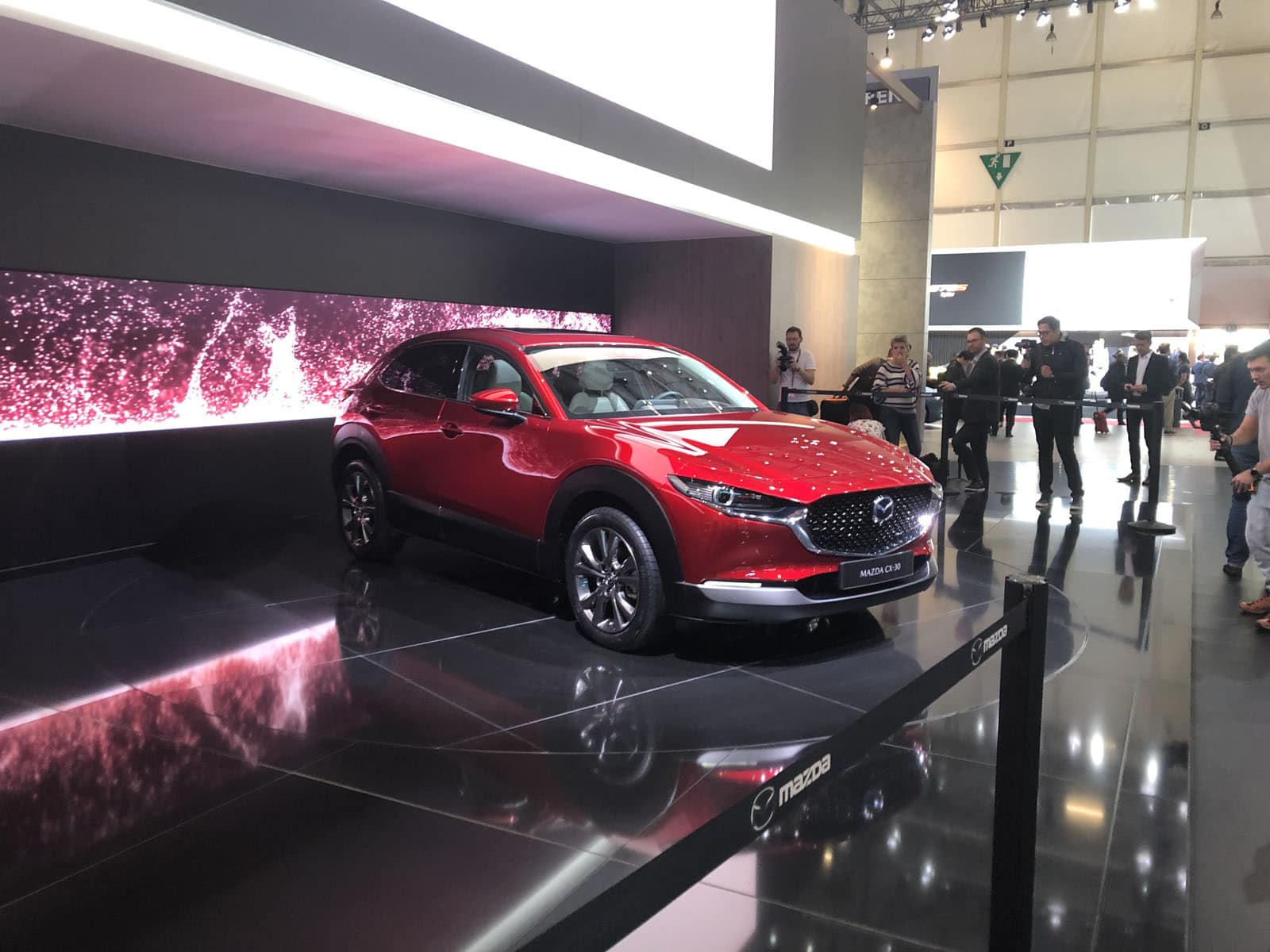 Mazda3 I Sport >> Who Does The New 2020 Mazda CX-30 Compete With? - Motor ...
