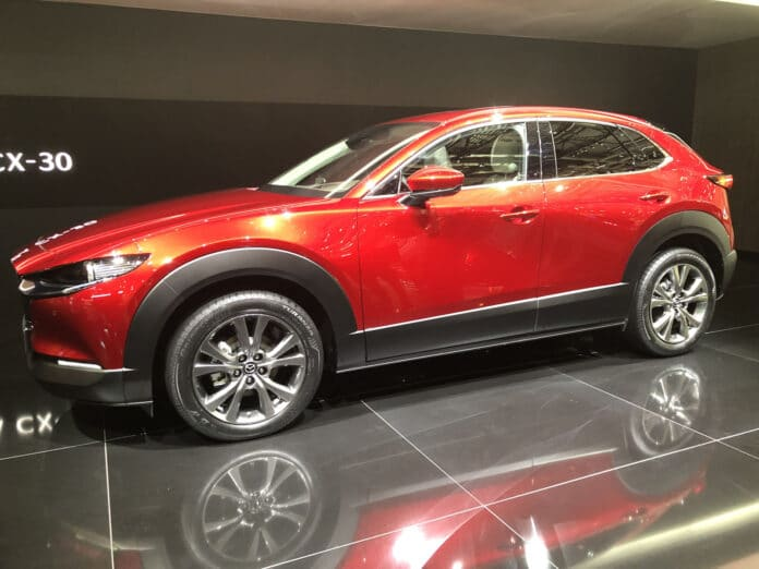 Why Is The New Mazda CX-30 Called The CX-30? - Motor Illustrated