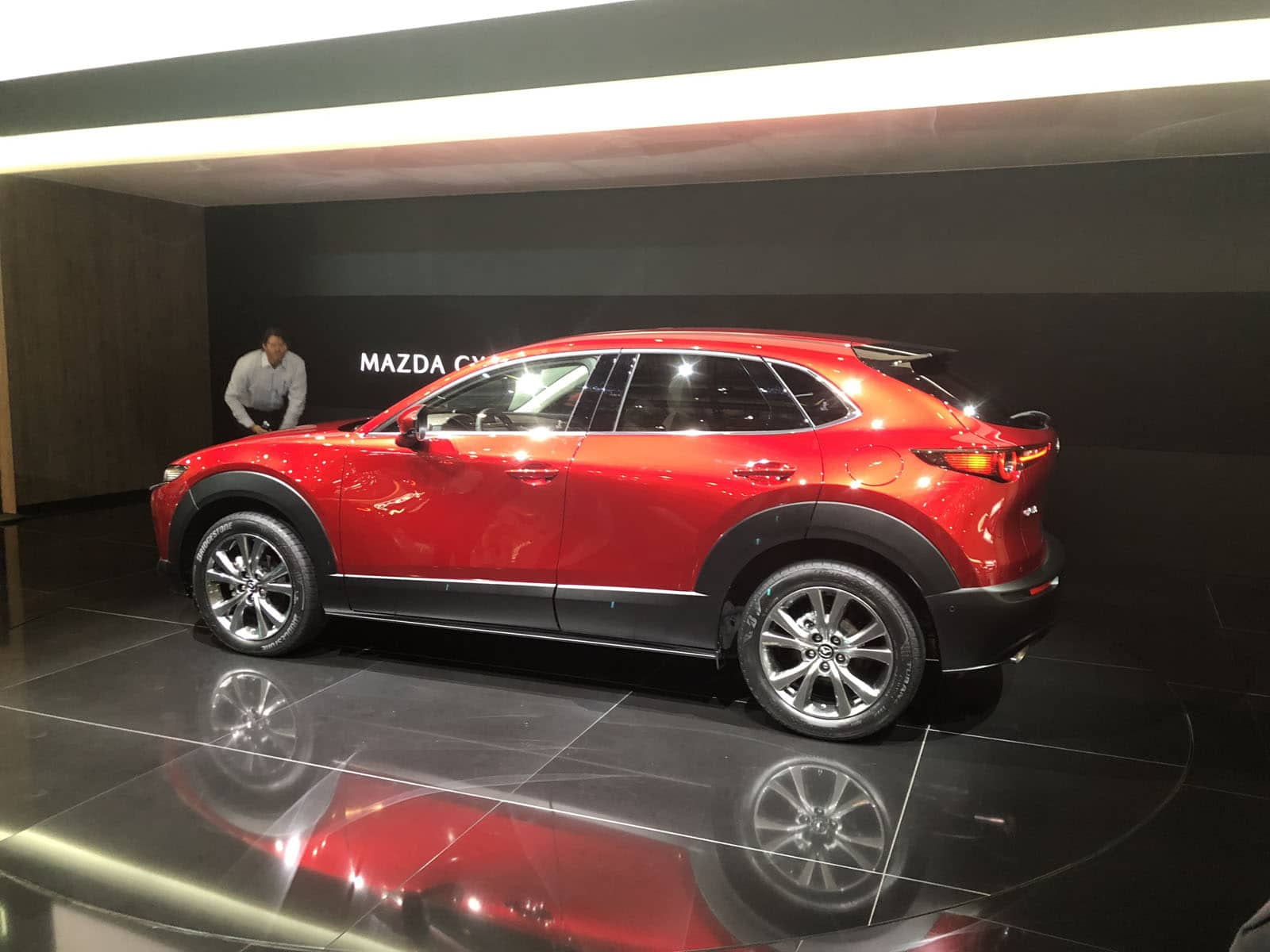 Who Does The New 2020 Mazda Cx 30 Compete With Motor