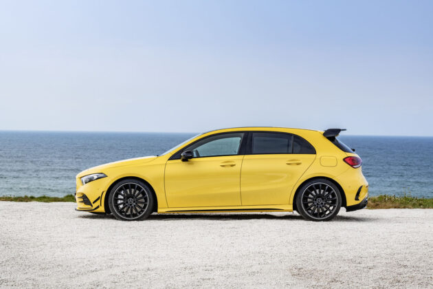 2020 Mercedes-AMG A 35 4Matic