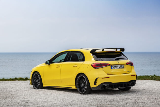 2020 Mercedes-AMG A 35 4Matic Hatch