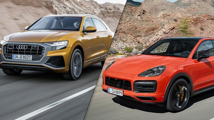 2020 Porsche Cayenne: Coupe Version, Design, Specs >> 2020 Porsche Cayenne Coupe Vs Audi Q8 Spec Comparison Motor