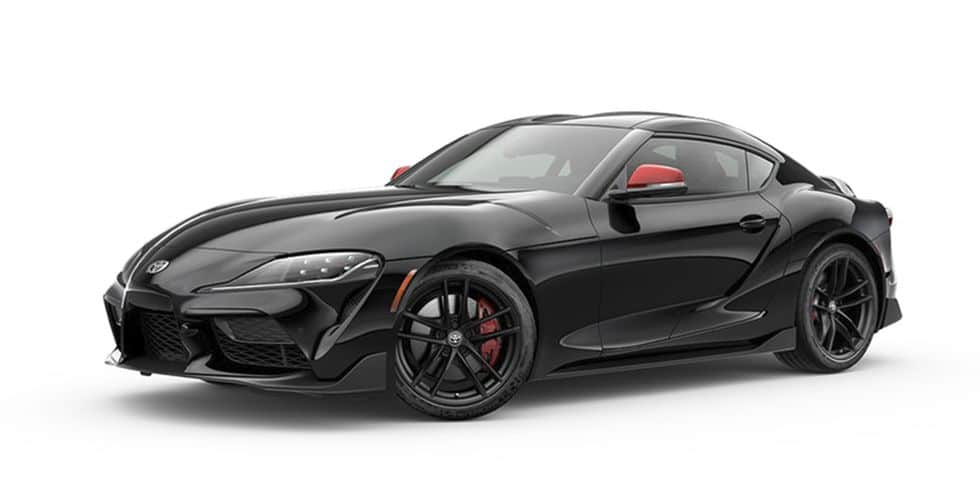 2020 Toyota Supra Nocturnal Black Launch Edition
