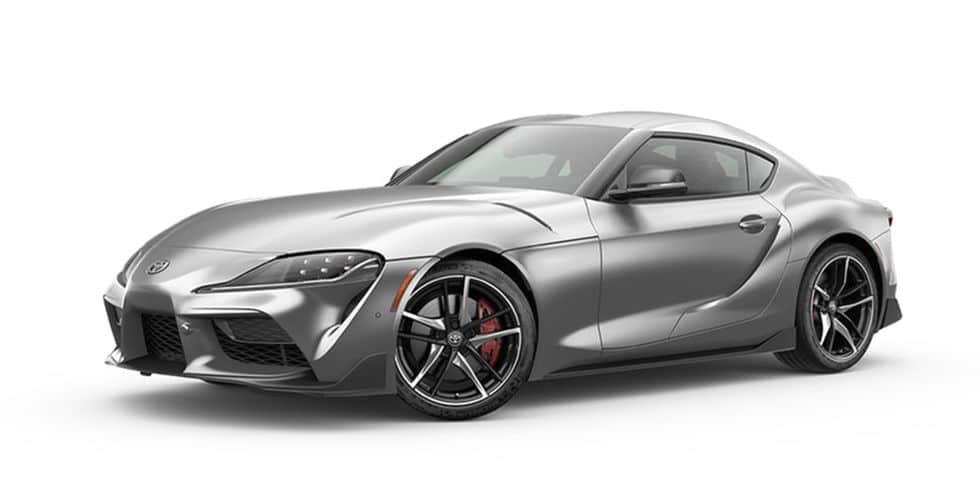 2020 Toyota Supra Phantom Matte Gray