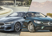 BMW 8 Series vs Mercedes-Benz S-Class