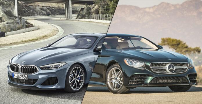 2019 BMW M850i xDrive vs 2018 Mercedes AMG S63 Coupe