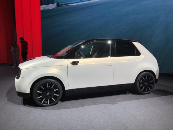 Honda e Prototype