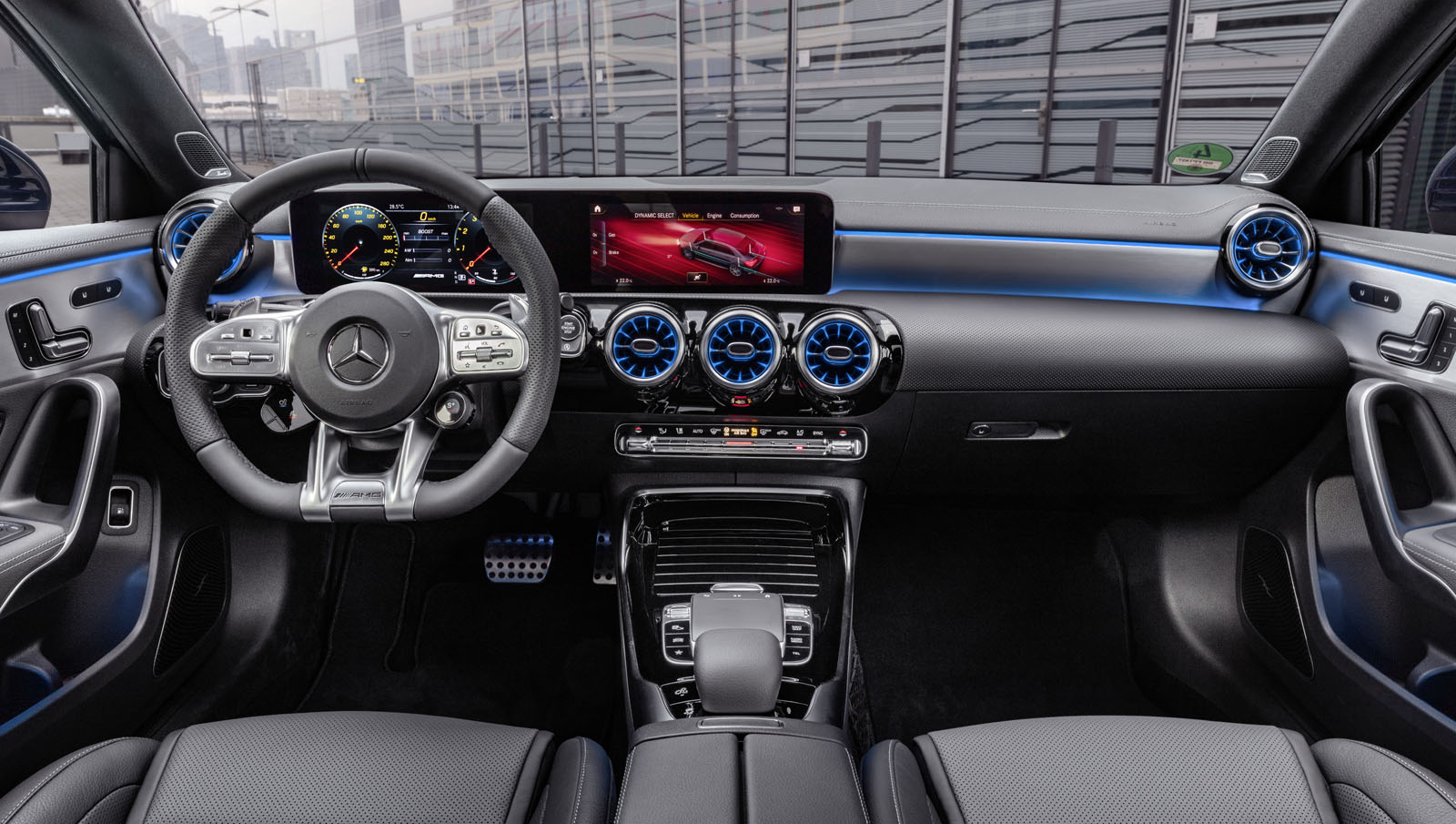2020 Mercedes-AMG A 35 4Matic Sedan