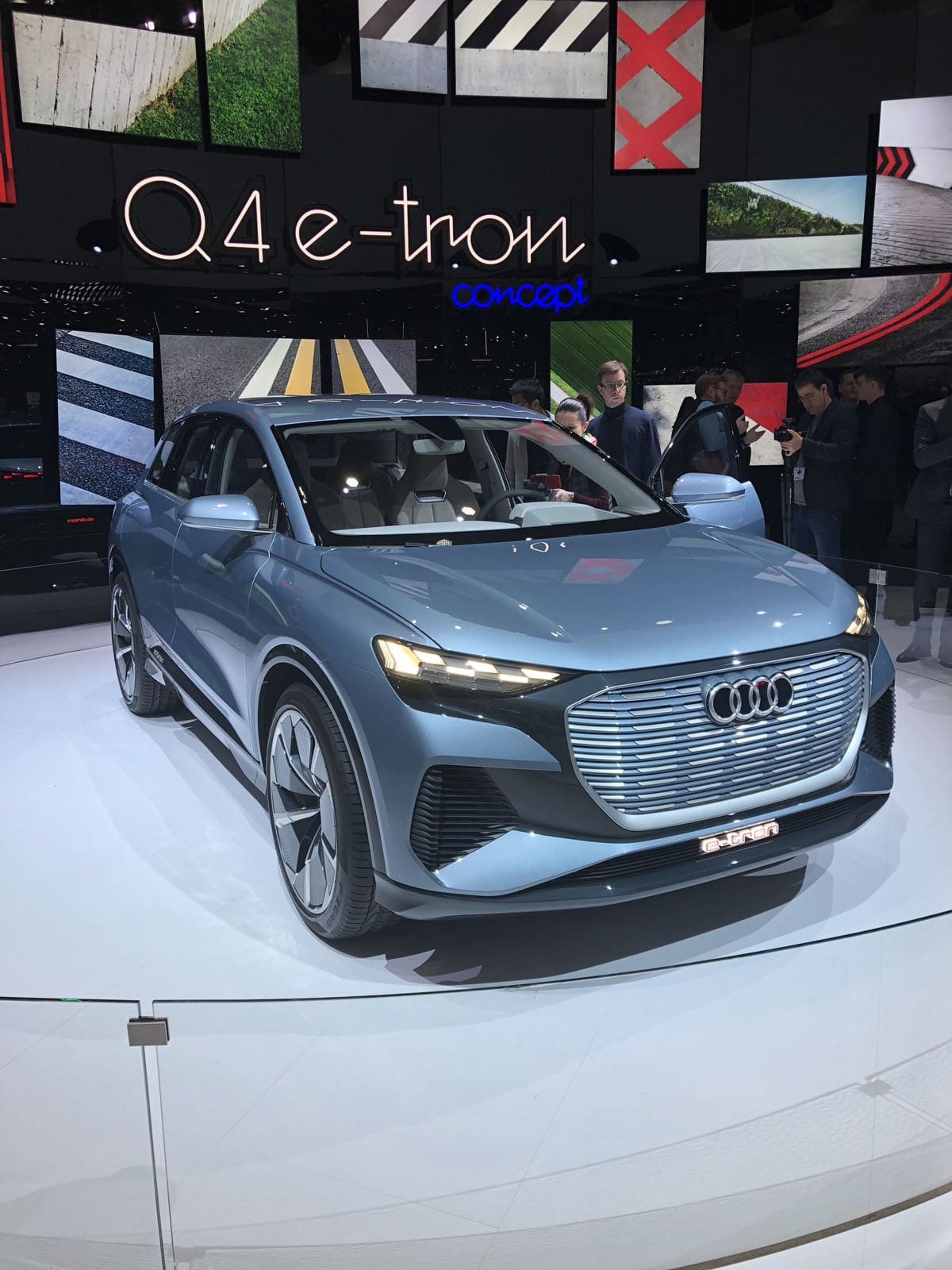 Five Questions About the New Audi Q4 e-tron Answered ...
