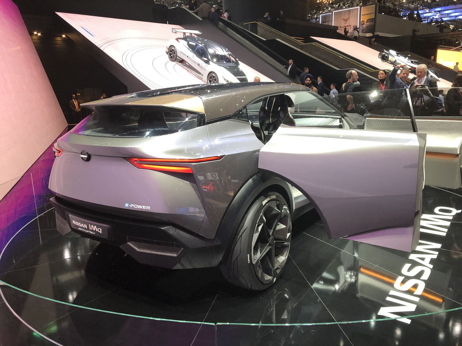 Nissan Of St Charles >> 2020 Nissan Qashqai, IMQ Concept Seen at 2019 Geneva Motor Show - Motor Illustrated