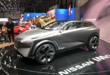 Nissan Geneva Motor Show