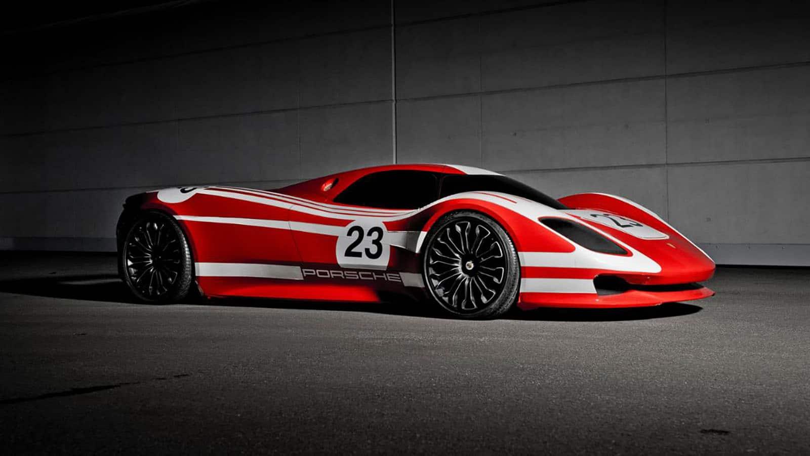 Porsche 917 Concept Image