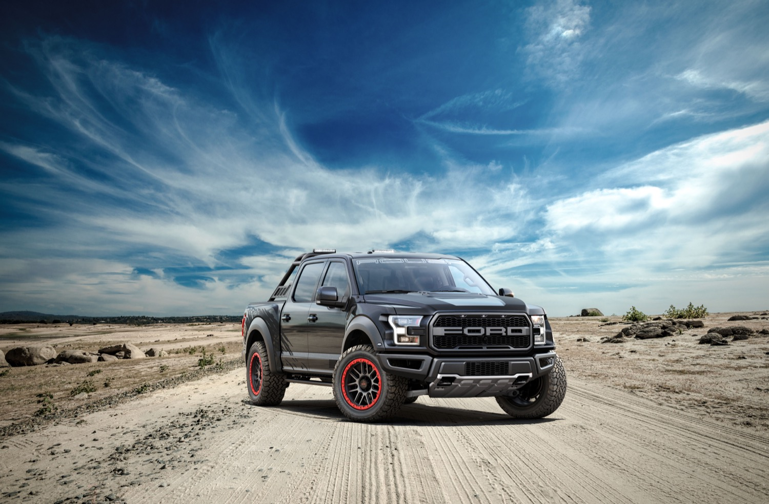 Roush Ford Raptor
