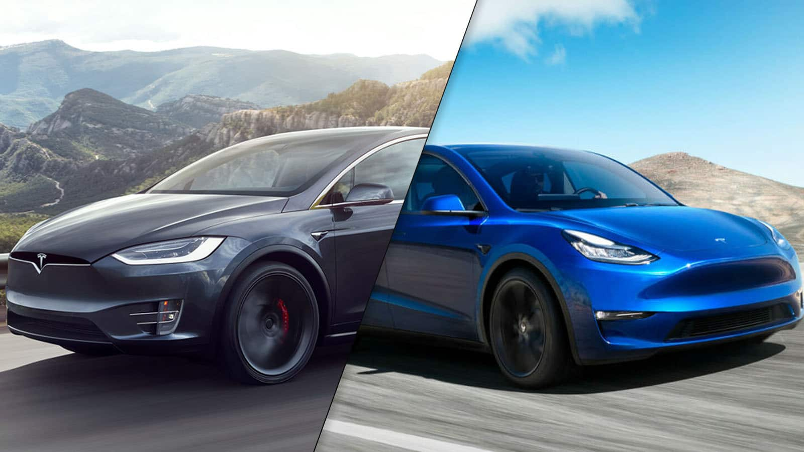 Model Y Photo: Tesla Model Y, 2019 Honda Passport, BMW 8 Series: Comparo