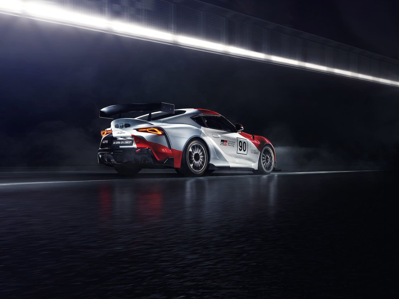 Toyota Supra GT4 Concept