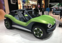 Volkswagen electric vehicles