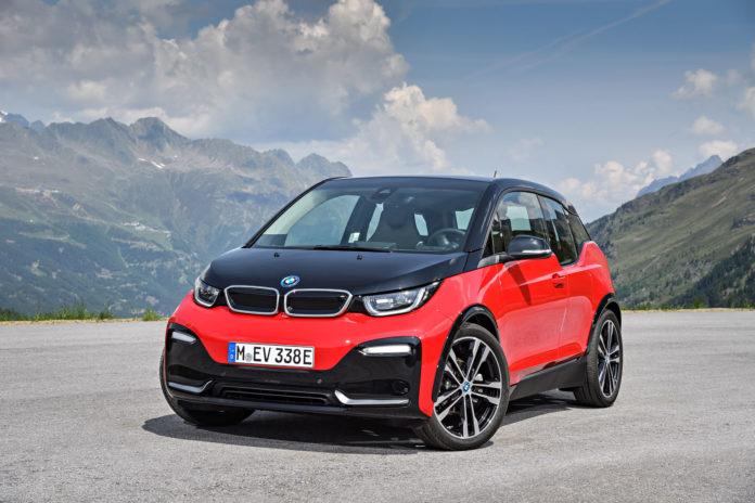 2019 BMW i3 EV
