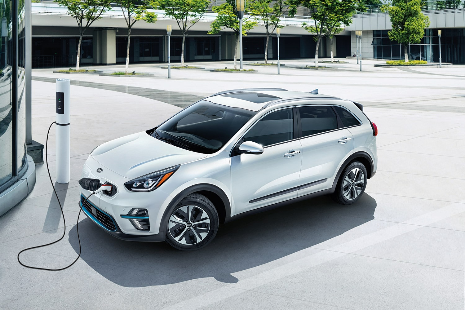 2019 Kia Niro EV IZEV Program