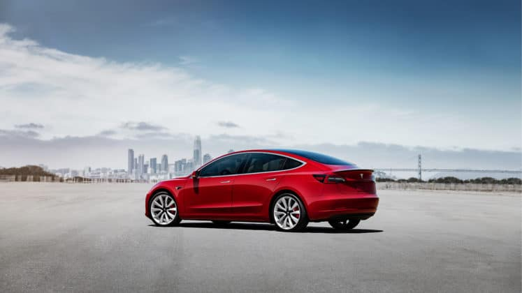 2019 Tesla Model 3 Standard Range