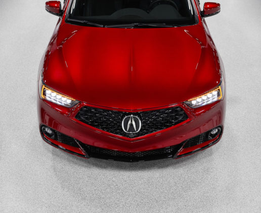 2020 Acura TLX PMC Edition
