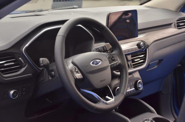 2020 Ford Escape Interior