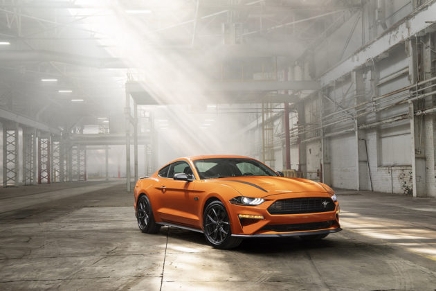 2020 Ford Mustang High Performance Package