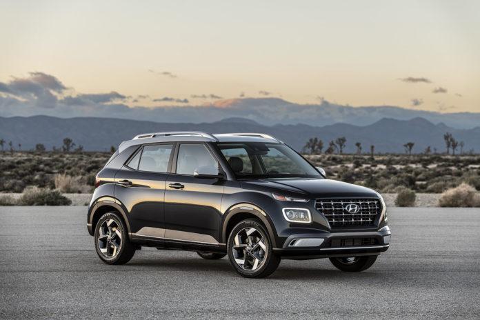 2020 Hyundai Venue 2019 New York Auto Show