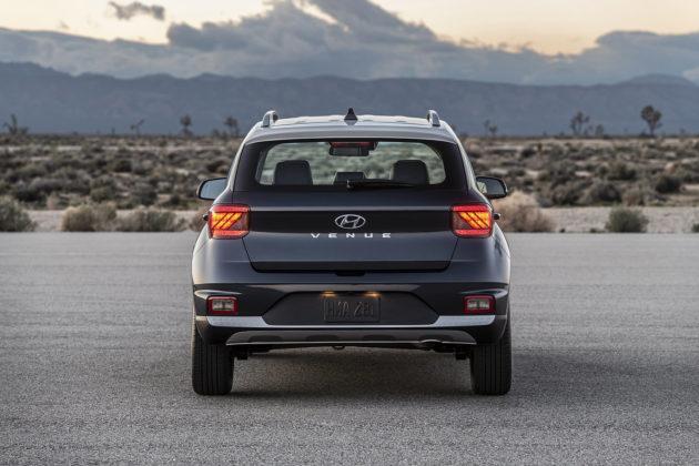 2020 Hyundai Venue Unveiled at 2019 New York Auto Show
