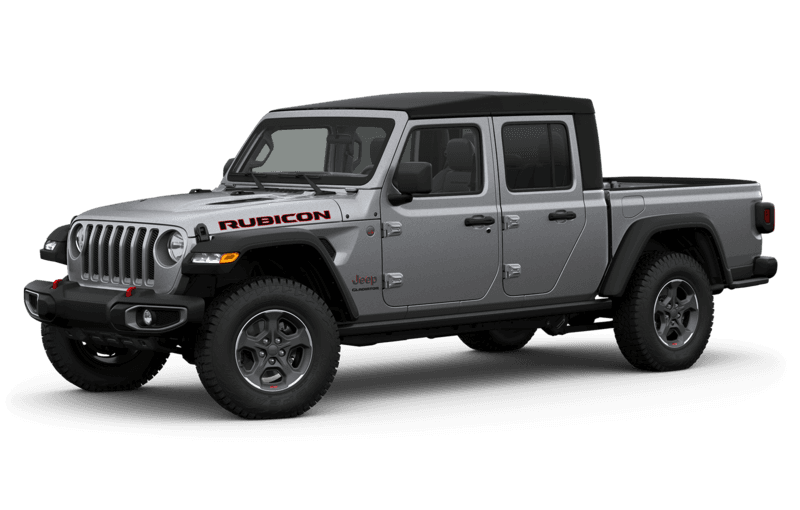 2020 Jeep Gladiator Billet Metallic
