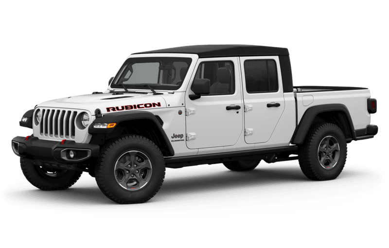 2020 Jeep Gladiator Bright White