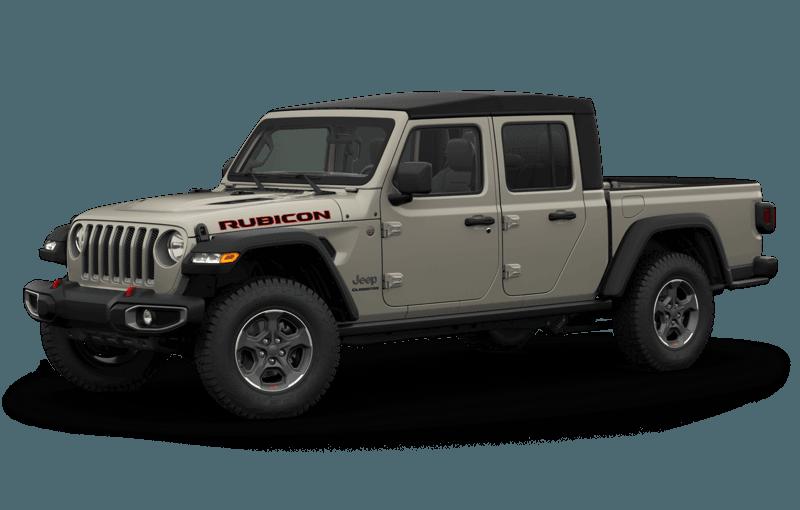 2020 Jeep Gladiator Gobi