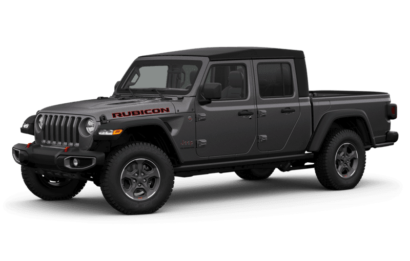 2020 Jeep Gladiator Granite Crystal