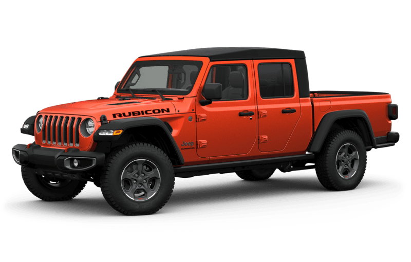 2020 Jeep Gladiator Punk'n Metallic