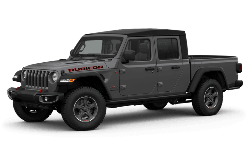 2020 Jeep Gladiator Sting Grey