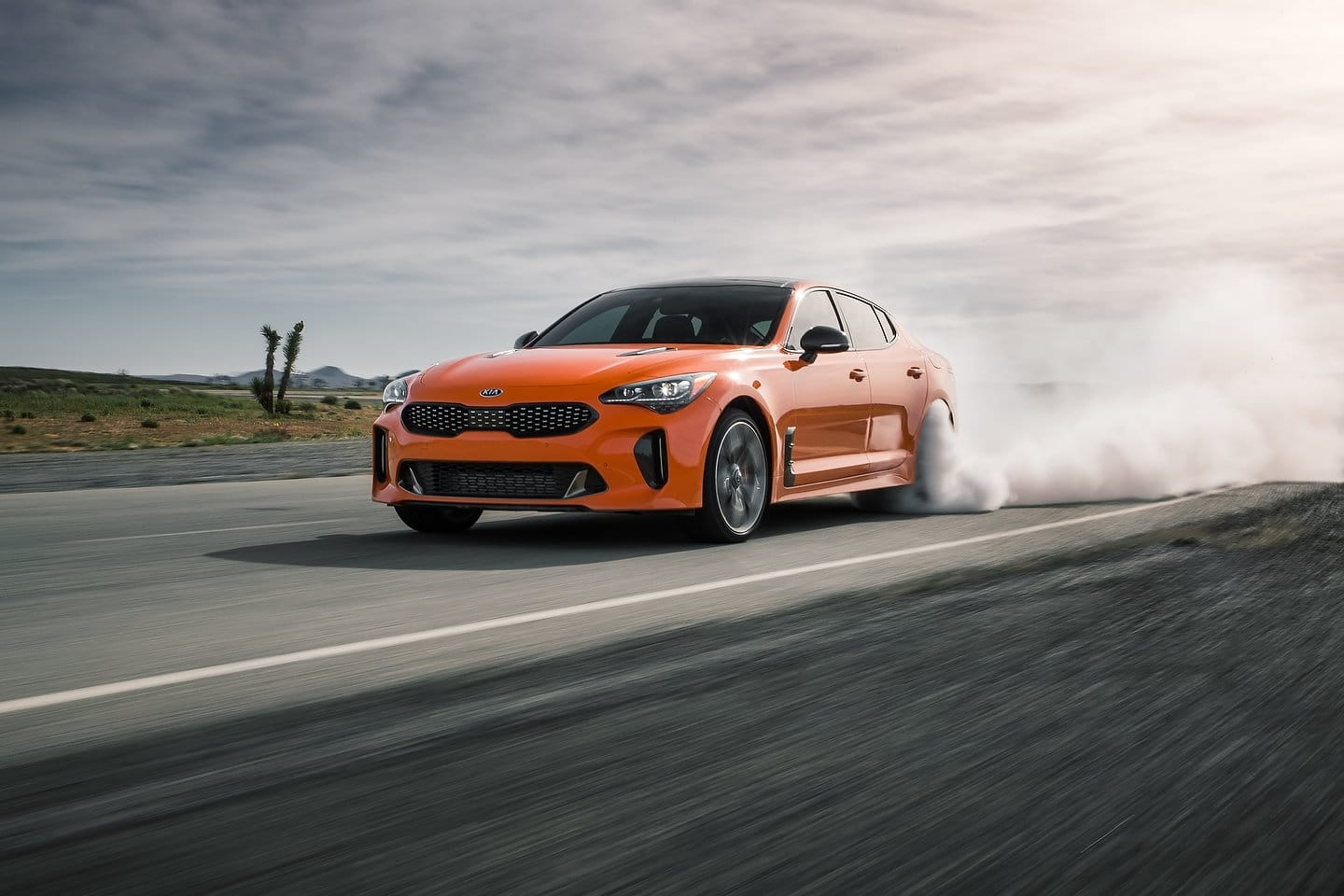 2020 Kia Stinger GTS Limited Edition