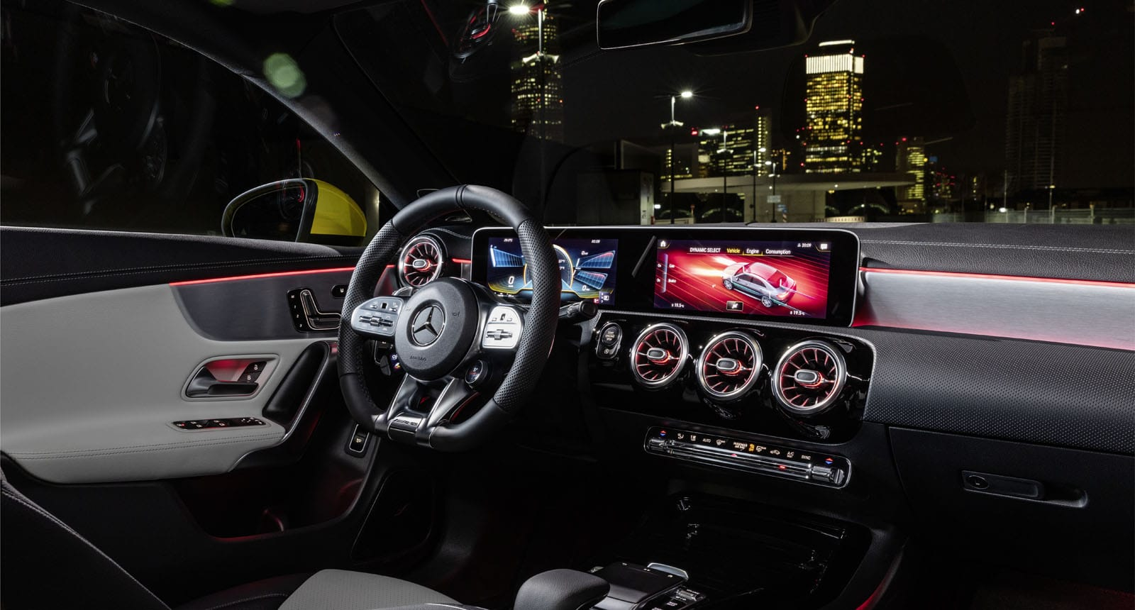 2020 Mercedes-AMG CLA 35 | Photo: Mercedes-Benz