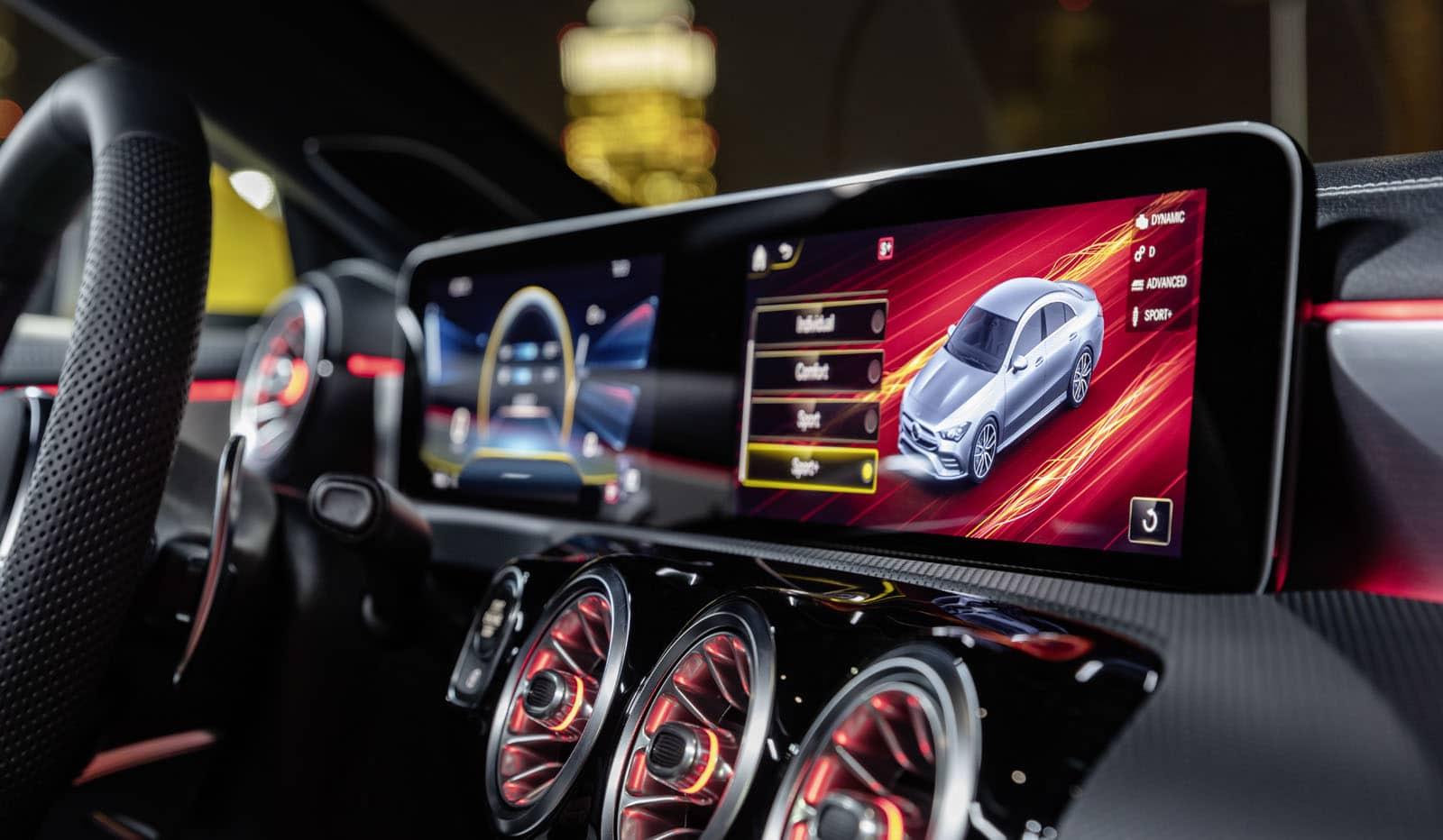 2020 Mercedes-AMG CLA 35