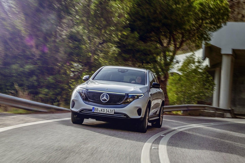 2020 Mercedes-Benz EQC