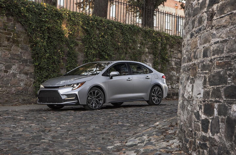 2020 Toyota Corolla Pricing Canada