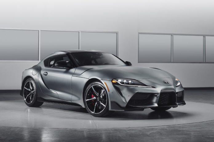 Four-cylinder 2020 Toyota Supra rumored