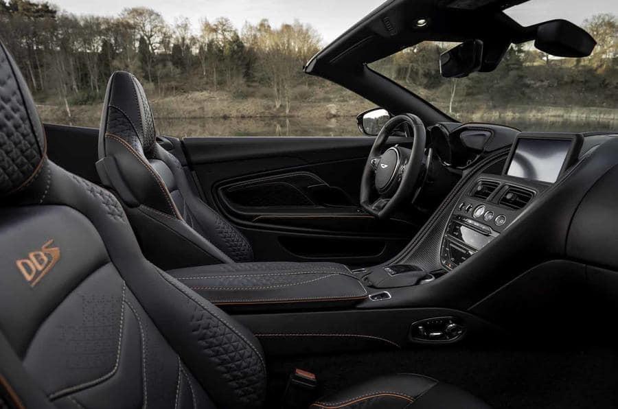 Aston Martin DBS Superleggera Volante | Photo: Aston Martin