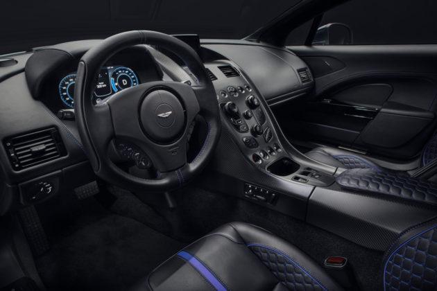 Aston Martin Rapide E EV