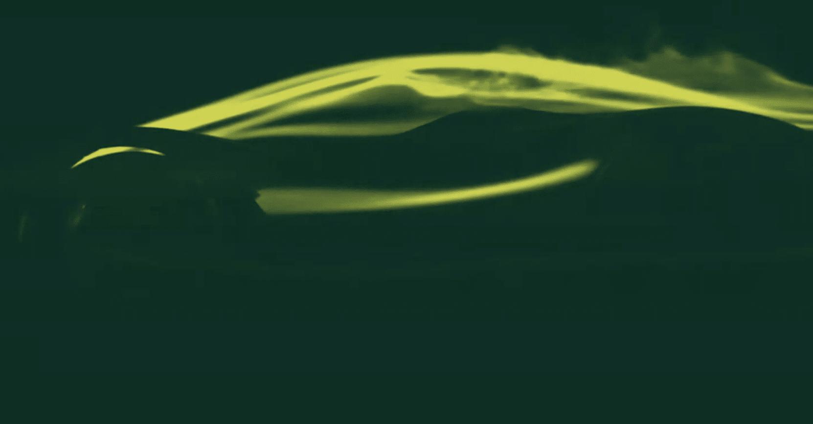 Lotus teases first EV hypercar
