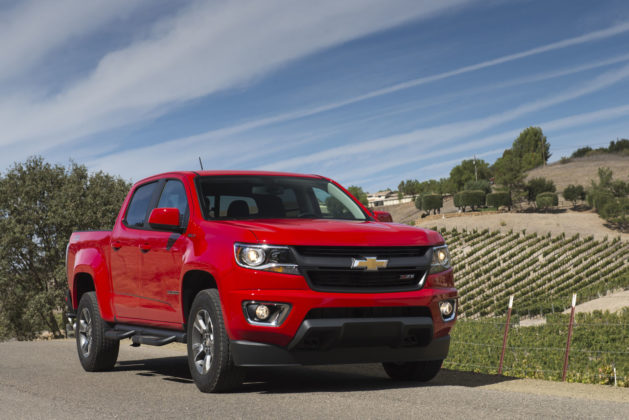 Chevrolet Colorado Diesel