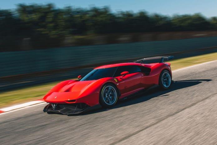 Ferrari Hybrid coming at end of May
