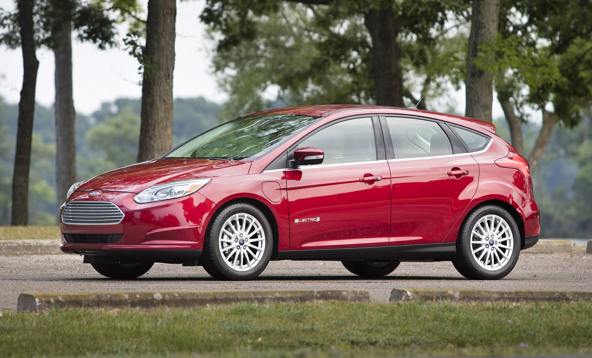 Ford Focus Electric IZEV Program