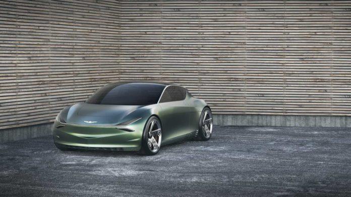 Genesis Concept Mint