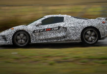 Mid-engined Chevy Corvette C8 confirmed