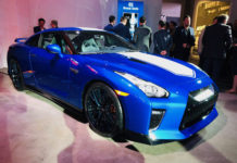 2020 Nissan GT-R 50th Anniversary 2019 New York Auto Show